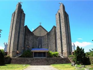 La cathédrale Phu Cam