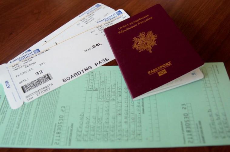 demande de visa